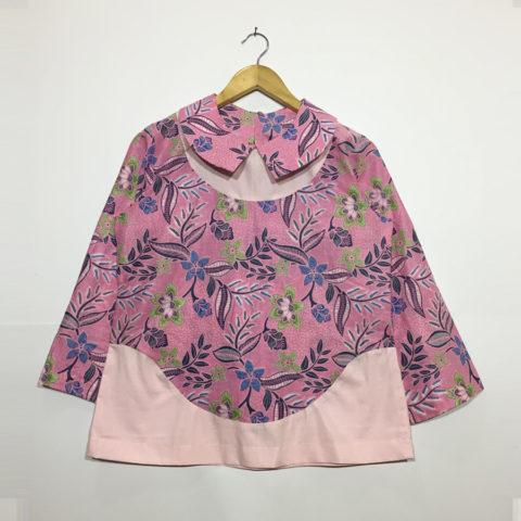 atasan batik wanita - baruna blouse
