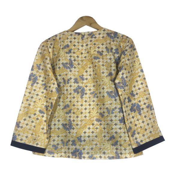 atasan blouse batik wanita
