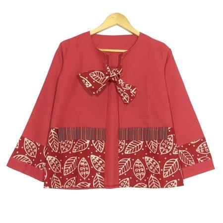 blazer batik kalina